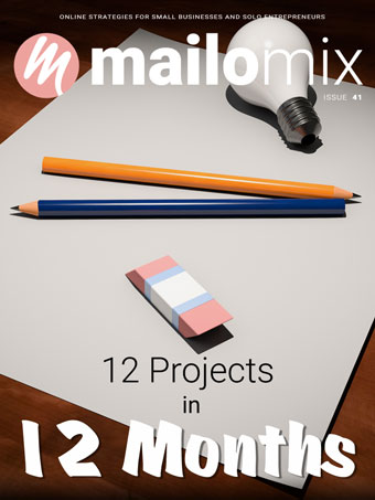 12 Projects In 12 Months
